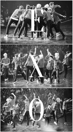 This beings me to tears! Exo 12, Chanyeol Baekhyun, Exo Group, Exo Album, Exo Fan Art, Exo Lockscreen, Z Cam, Xiuchen, Kpop Exo