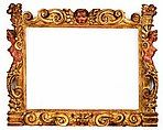 Sansovino-style frame Antique Picture Frames, Antique Frames, Vintage Frames, Mantle Mirror, Trumeau Mirror, European Paintings, Through The Looking Glass, Victoria And Albert Museum, London