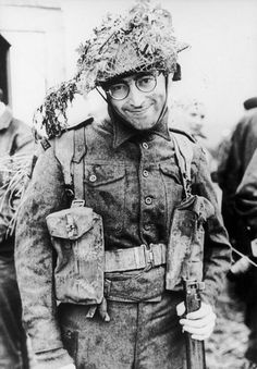 John Lennon in Almeria, Spain, during the filming of How I Won the War in 1966.