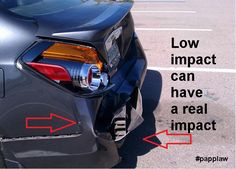 Low impacts can have a big impact.