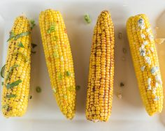 Slow Cooker BBQ Corn-on-the-Cob