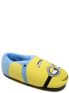 Despicable Me Minion Slippers - £12