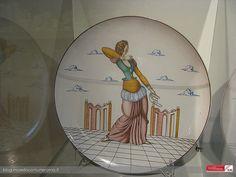 GIO PONTI: il fascino della ceramica #TuscanyAgriturismoGiratola