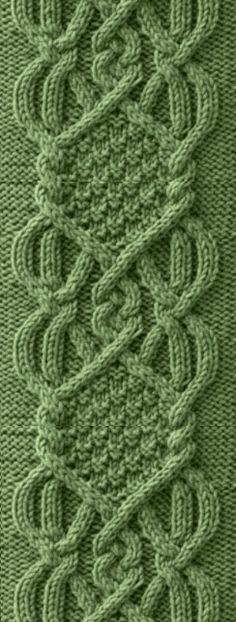 Вязанные жгуты схемы спицами: 32 варианта с описанием и видео МК