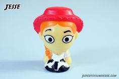Disney Wikkeez Jesse the Cowgirl from Pixar's Toy Story