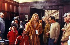 """"""" Wes Anderson and the cast of The Royal Tenenbaums, behind the scenes """" The Royal Tenenbaums, She Movie, Aesthetic Movies, Great Films, Ex Husbands, Wes Anderson, Gwyneth Paltrow, Ex Boyfriend, Piece Of Cakes"""