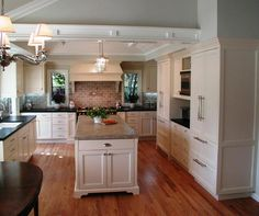 Traditional New England Style  | New England Style Kitchens Design Ideas, Pictures, Remodel, and Decor