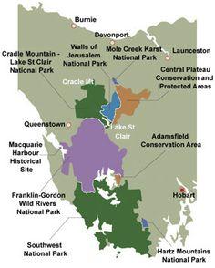 ImageMap of the WHA