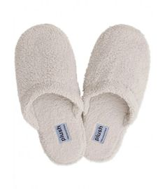 Plush Microfiber Slippers – Plush Necessities® Fit Women, Women Wear, Fashion Slippers, Gifts For My Wife, Crochet Slippers, Spa Slippers, Fuzzy Slippers, Girls Pajamas, Walk On