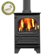 Dunsley Highlander 5 Enviro-Burn Multi-Fuel / Wood Burning Stove