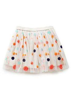 Girls Skirts | Sequin Flock Tutu | Seed Heritage