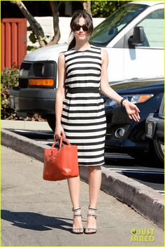 Rachel Bilson - Chloe Elvire Tote - Bag available in black patent ...