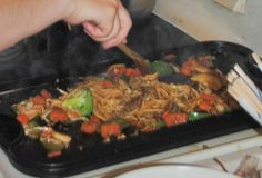 How to make Mongolian BBQ at home! MMM!