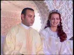 Moroccan Royal Family, Mohammed VI & Salma Bennani