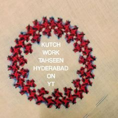 Kutch Work Designs, Types Of Hands, Mirror Work, Hyderabad, Needle And Thread, Hand Embroidery, Daisy, Pillow Covers, Saree Blouse