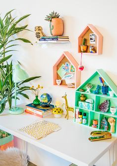 An Inspiration Station with Target's new Pillowfort Collection