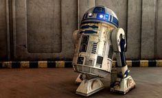 Star Wars | Artista Surpreende Ao Confeccionar Um R2-D2 de Amendoim on MonsterBrain http://www.monsterbrain.com.br