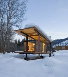 10 Tiny Homes from Architizer
