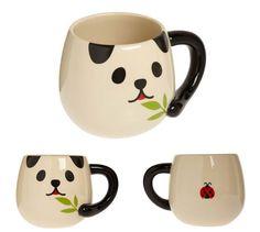Panda mug -- Cute!