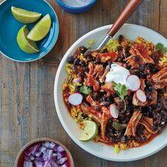 Cuban Pork and Black Bean Stew | MyRecipes.com