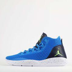 Nike Jordan Reveal Mens Trainers Shoes Blue/Ghost Green #NikeJordan #CasualShoesTrainers