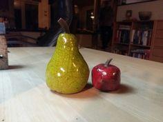 Frugt i raku
