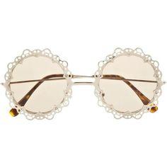 e674d1e376800 16 melhores imagens de Óculos de sol ♥   Sunglasses, Brown e Rings