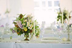 Elegant North Carolina Wedding by Julia Wade - Southern Weddings Magazine