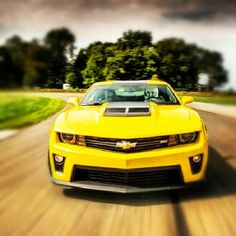 Cool Bumblebee Chevy Camaro