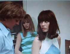 blow-up!! michelangelo antonioni's film  jean birkin, david hemmings and...