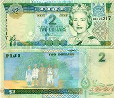 Barbados 2 5 Dollars 2013 P-73 74 Unc 2 Pcs Set