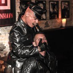 Leather Tops, Leather Jacket, Copenhagen Pride, Punk, Cops, Instagram, Jackets, Events, Style