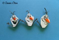 Quilled Cartoon Characters - by: Simona Elena Quilling, Projects To Try, Christmas Ornaments, Holiday Decor, Cartoon Characters, Artist, Bedspreads, Christmas Jewelry, Artists