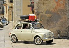 Classic Car News – Classic Car News Pics And Videos From Around The World Fiat 500c, Fiat Abarth, Vespa, Fiat 126, Fiat Cars, Cute Cars, Small Cars, Car Car, Motor Car