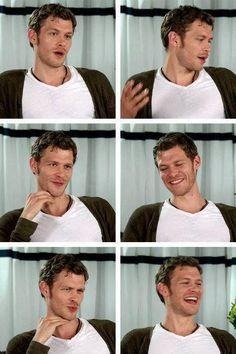 Joseph <3 we all love him, even if you don't wasn't to emit it. Just be like Caroline. Ha ha lol