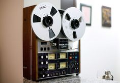 Teac A-3340 S by Fenchurch!