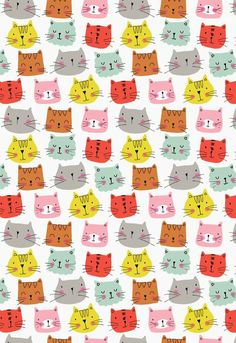 Dawn Bishop-Probably the cutest cat drawings ever :)