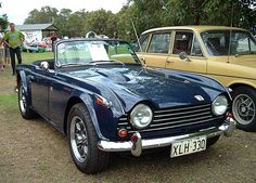 Triumph TR5 ... had one of these years ago ... great car!!