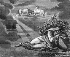 Daniel's vision of a ram and a goat in Daniel 8