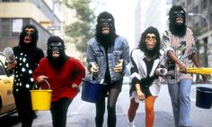 30 years of Guerrilla Girls: 30 years of punking art world sexism