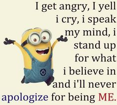 Today Minions quotes for fun (05:07:14 AM, Saturday 26, March 2016 PDT) – 10 pics