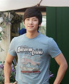 Ji Chang Wook in Five Fingers