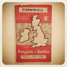 Cornwall guide of yore