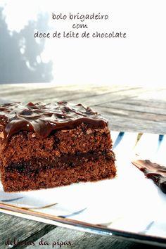 Delícias da Pipas: Chocolate, muito chocolate!!!!