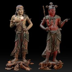 This is the Official Website for Tokyo National Museum. As well as providing information related to Exhibitions, Events and Access, this website is also home to the TNM Collection (the Museum's digital image gallery Buddhist Art, National Museum, Japanese Culture, Asian Art, Wood Carving, Digital Image, Buddha, Fantasy, Sculpture