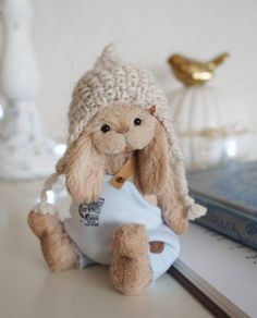 Teddy Toys, Teddy Bear, Hello Dolly, Dolls, Animals, Stuffed Toys, Baby Dolls, Animales, Animaux