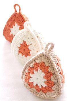 Crochet: Terracotta Triad