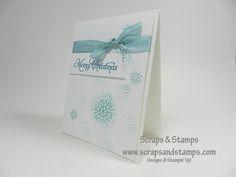 Northern Flurry Snowflakes - 2012 Christmas Series