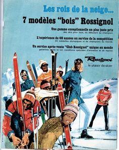 Rossignol vintage
