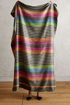 vibrant throw #anthroregistry #anthropologie #weddinggift